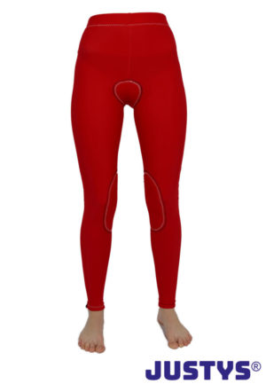JUSTYS® Snow - individuelle Distanzreithose - Winteredition