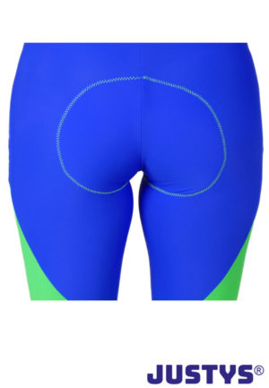 JUSTYS® – Competition Sondermodell Royalblue-Green